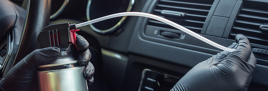 entretien climatisation vehicule