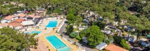 camping à Cap Ferret