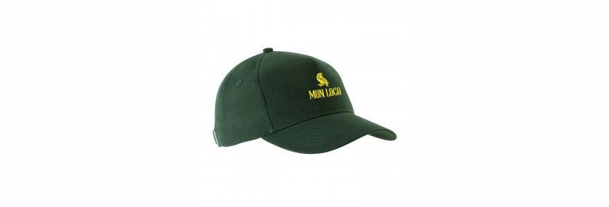 Personnalisation de casquettes